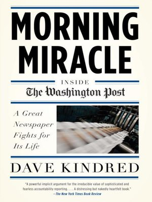 cover image of Morning Miracle