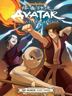 cover image of Avatar: The Last Airbender - The Search (2013), Part Three