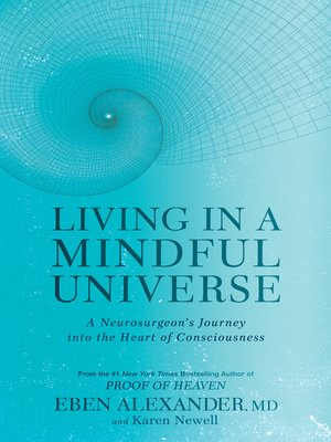 cover image of Living in a Mindful Universe