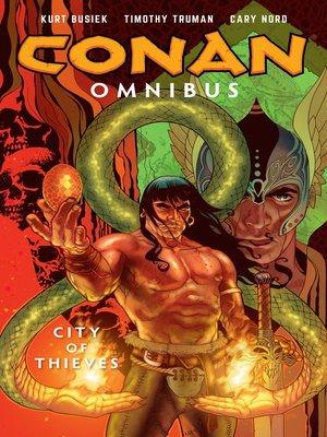 cover image of Conan Omnibus Volume 2