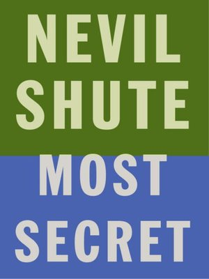 cover image of Most Secret