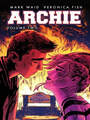 cover image of Archie Volume 2