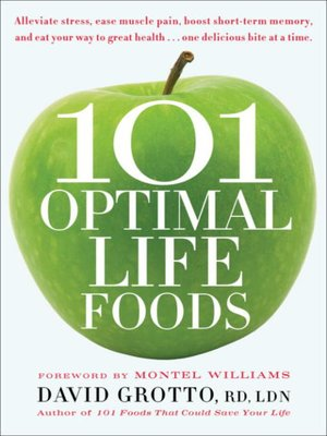 cover image of 101 Optimal Life Foods