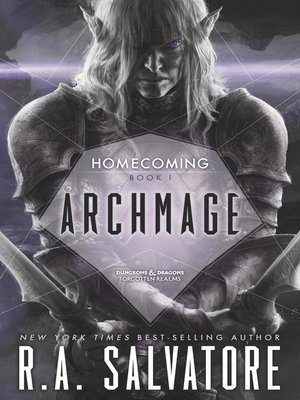 cover image of Archmage