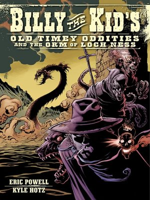 cover image of Billy the Kid's Old Timey Oddities, Volume 3