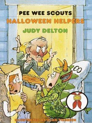 cover image of Halloween Helpers