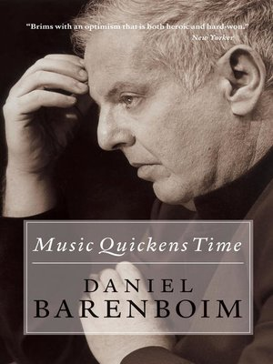cover image of Music Quickens Time