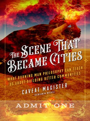 cover image of The Scene That Became Cities
