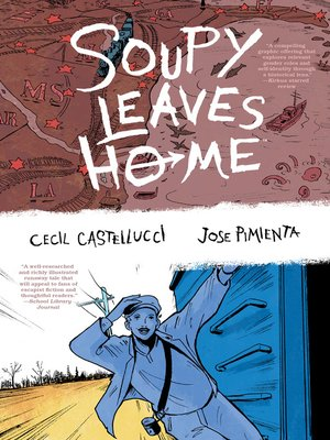 cover image of Soupy Leaves Home ()