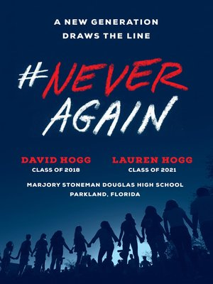 cover image of #NeverAgain