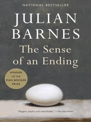 cover image of The Sense of an Ending