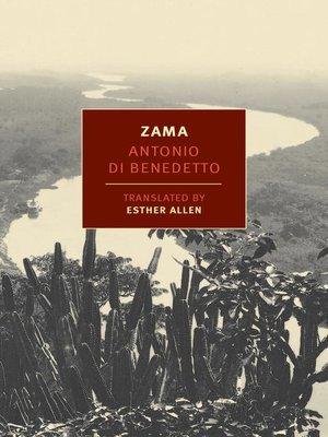 cover image of Zama