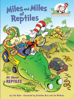 cover image of Miles and Miles of Reptiles