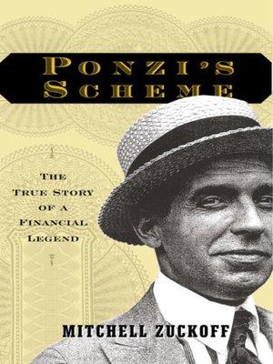 cover image of Ponzi's Scheme