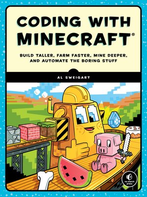 cover image of Coding with Minecraft