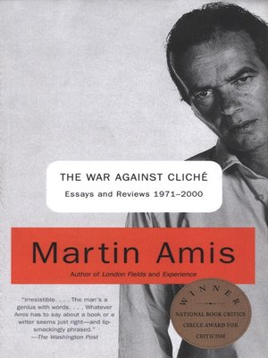 cover image of The War Against Cliche