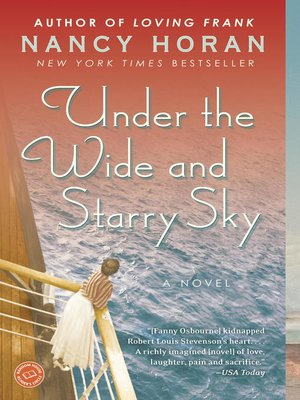 cover image of Under the Wide and Starry Sky
