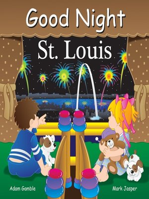 cover image of Good Night St Louis
