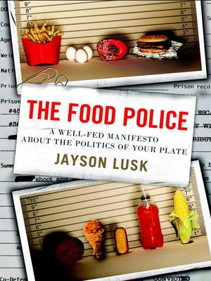 cover image of The Food Police