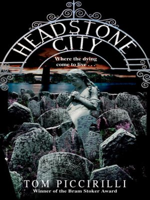 cover image of Headstone City