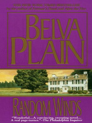 cover image of Random Winds