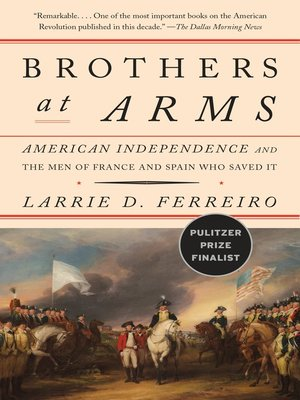cover image of Brothers at Arms