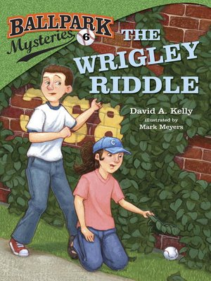 cover image of The Wrigley Riddle