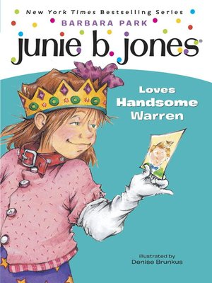 cover image of Junie B. Jones Loves Handsome Warren