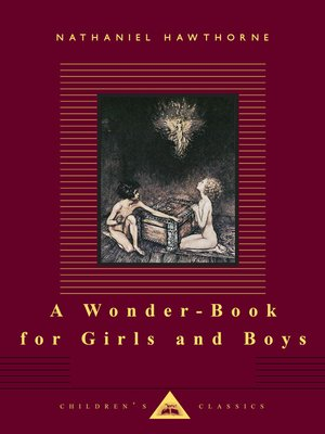 cover image of A Wonder-Book for Girls and Boys