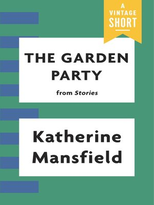 cover image of The Garden Party