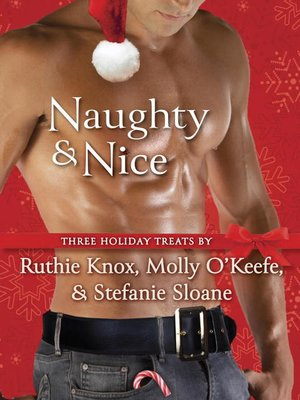 cover image of Naughty & Nice 3-Story Bundle