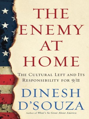cover image of The Enemy At Home