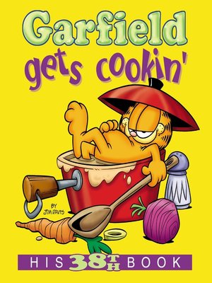 cover image of Garfield Gets Cookin'