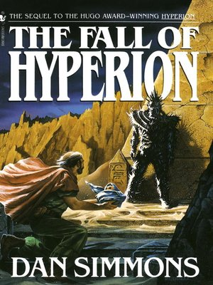 cover image of The Fall of Hyperion