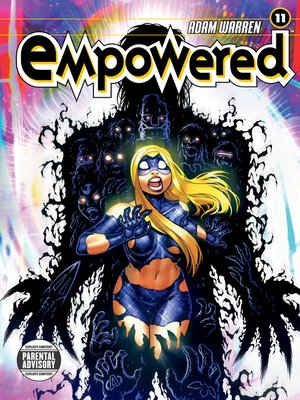 cover image of Empowered (2007), Volume 11