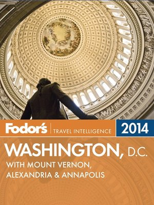 cover image of Fodor's Washington, D.C. 2014