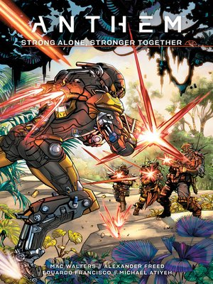 cover image of Anthem: Strong Alone, Stronger Together