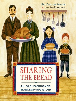 cover image of Sharing the Bread