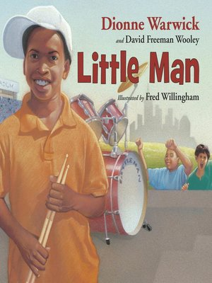 cover image of Little Man