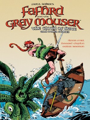 cover image of Fritz Leiber's Fafhrd and the Gray Mouser