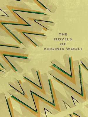 cover image of The Novels of Virginia Woolf