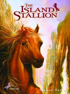 cover image of The Island Stallion