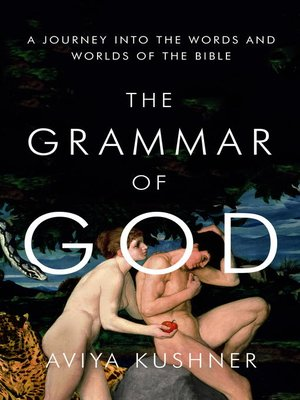 cover image of The Grammar of God