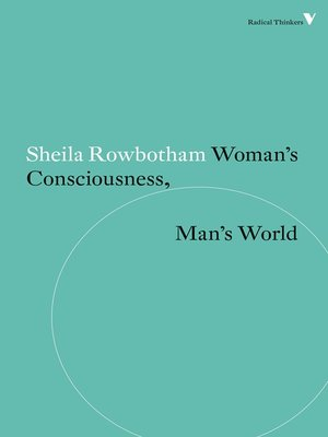 cover image of Woman's Consciousness, Man's World
