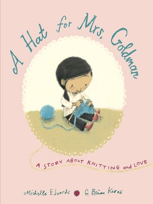cover image of A Hat for Mrs. Goldman