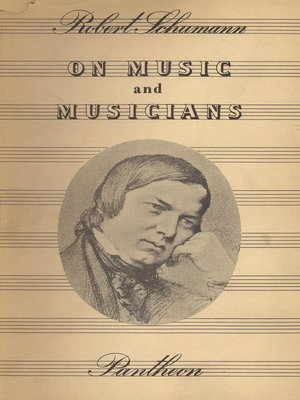 cover image of On Music and Musicians