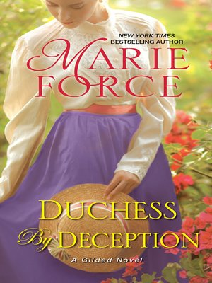 cover image of Duchess by Deception