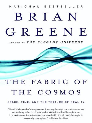 cover image of The Fabric of the Cosmos