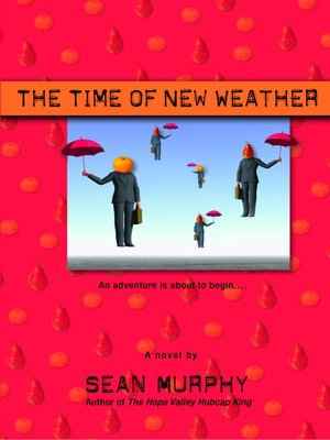 cover image of The Time of New Weather
