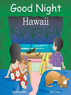 cover image of Good Night Hawaii